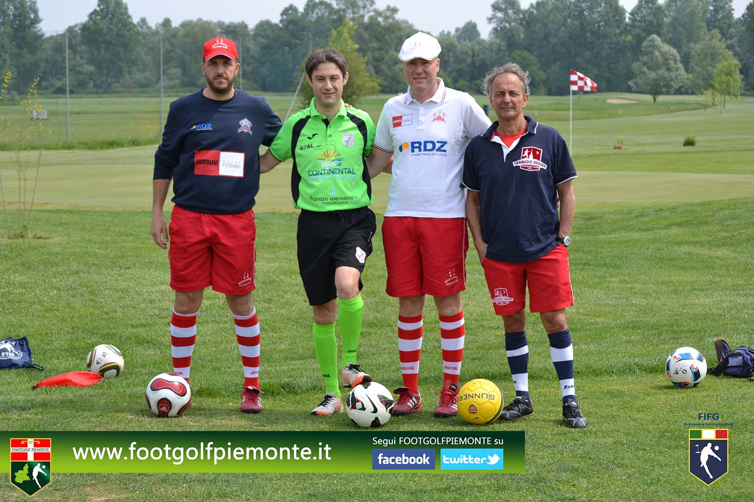 FOTO 9 Regions' Cup Footgolf Piemonte 2016 Golf Città di Asti (At) 30apr16-11