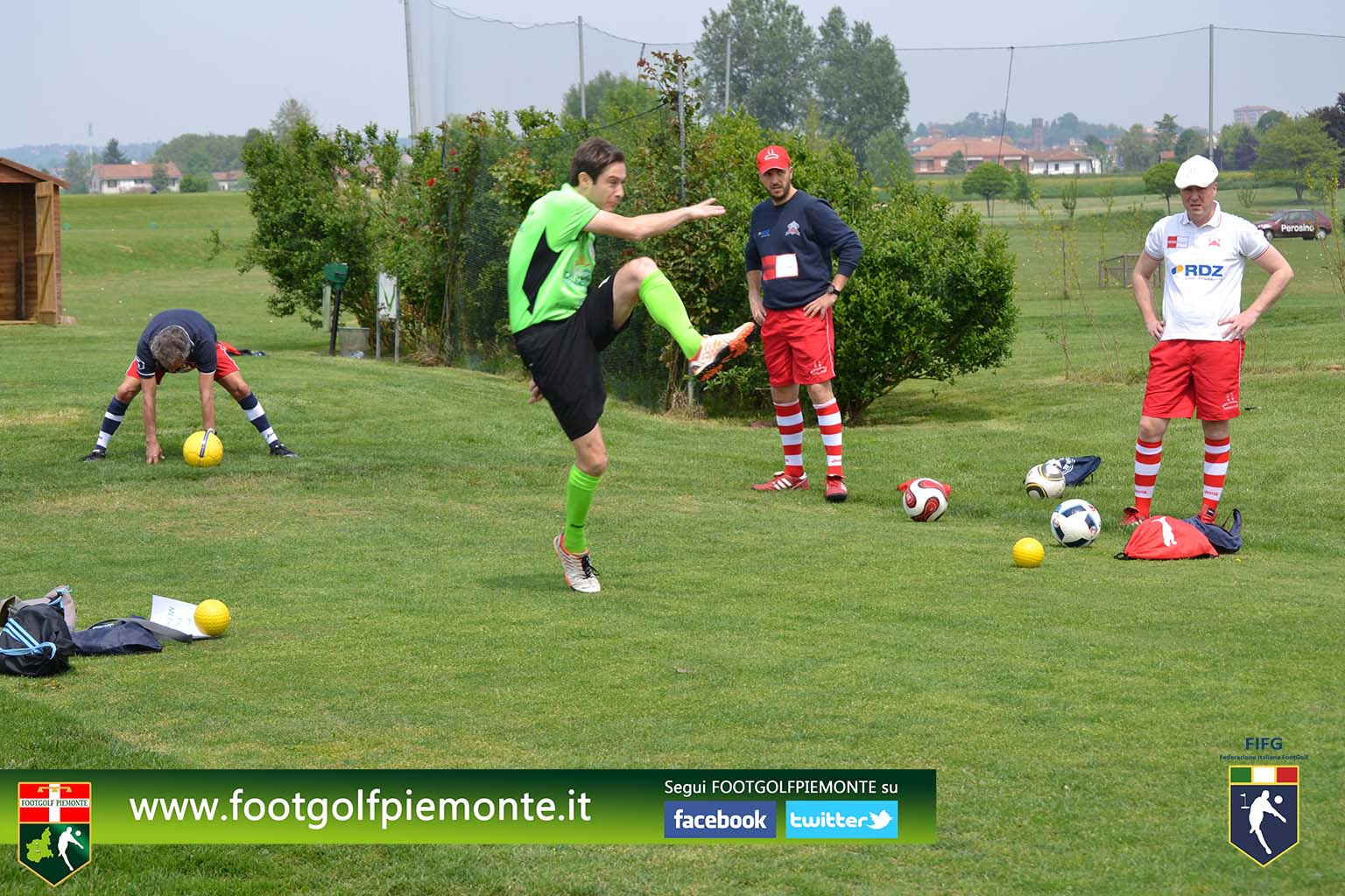 FOTO 9 Regions' Cup Footgolf Piemonte 2016 Golf Città di Asti (At) 30apr16-12