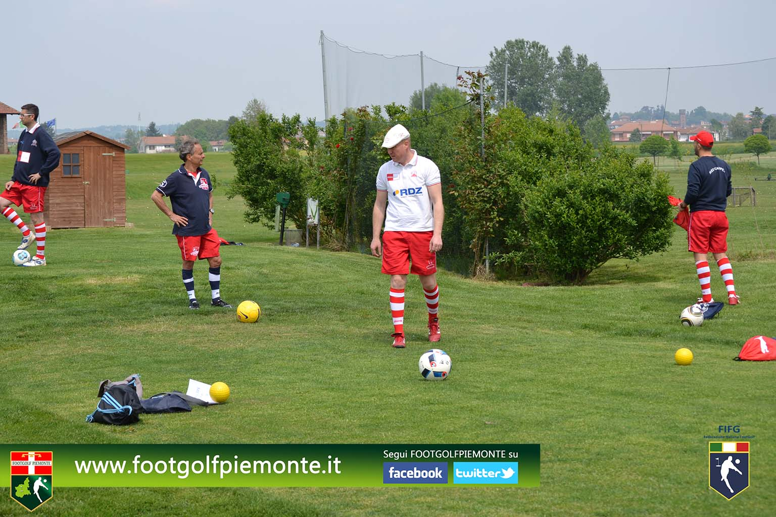FOTO 9 Regions' Cup Footgolf Piemonte 2016 Golf Città di Asti (At) 30apr16-15