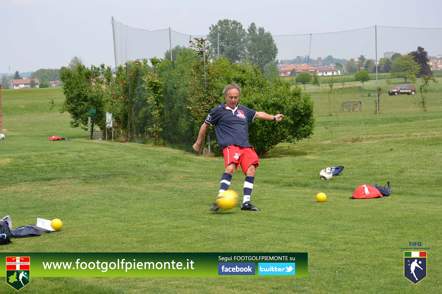 FOTO 9 Regions' Cup Footgolf Piemonte 2016 Golf Città di Asti (At) 30apr16-18