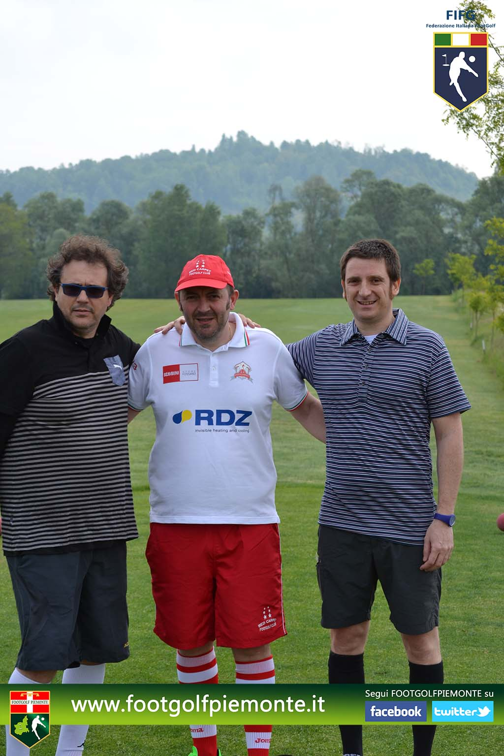 FOTO 9 Regions' Cup Footgolf Piemonte 2016 Golf Città di Asti (At) 30apr16-2