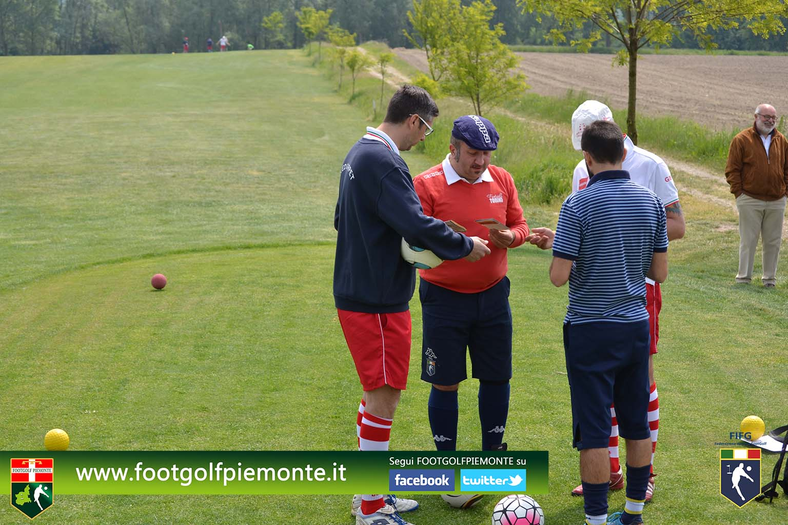 FOTO 9 Regions' Cup Footgolf Piemonte 2016 Golf Città di Asti (At) 30apr16-23