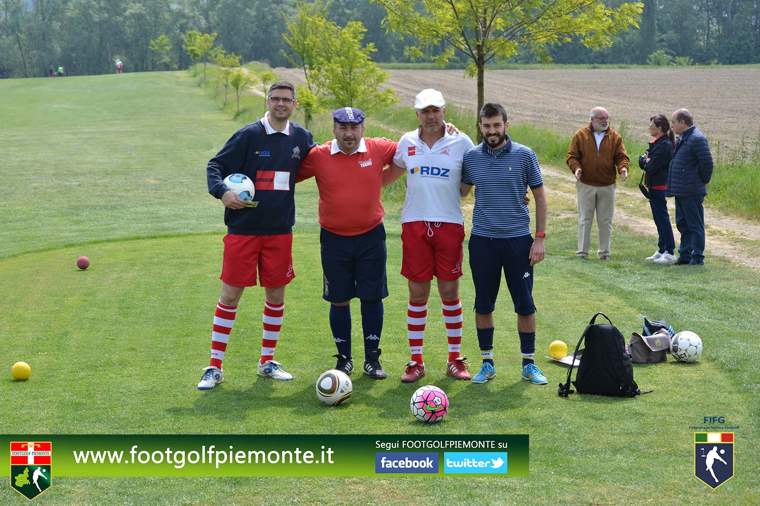 FOTO 9 Regions' Cup Footgolf Piemonte 2016 Golf Città di Asti (At) 30apr16-26