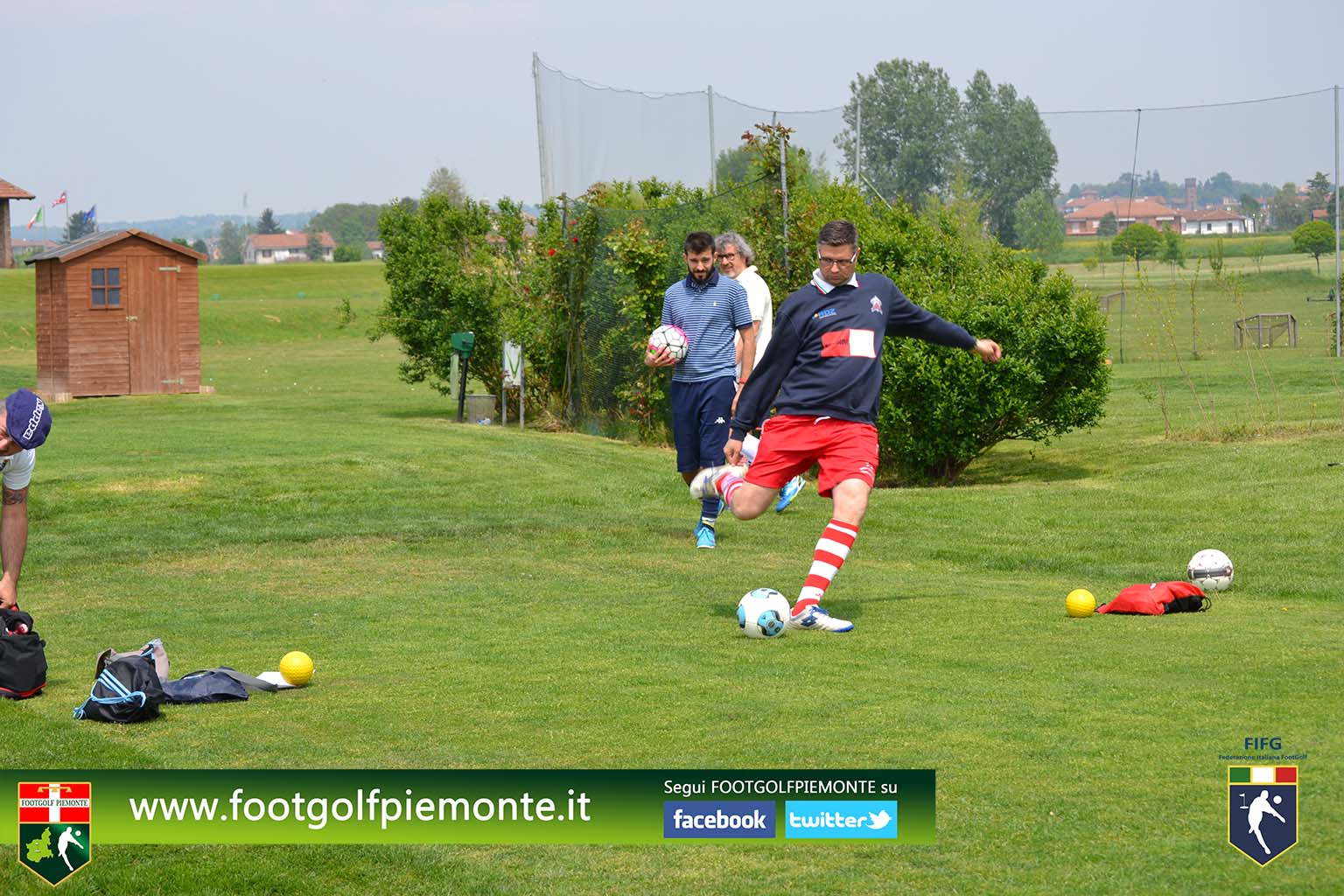 FOTO 9 Regions' Cup Footgolf Piemonte 2016 Golf Città di Asti (At) 30apr16-28