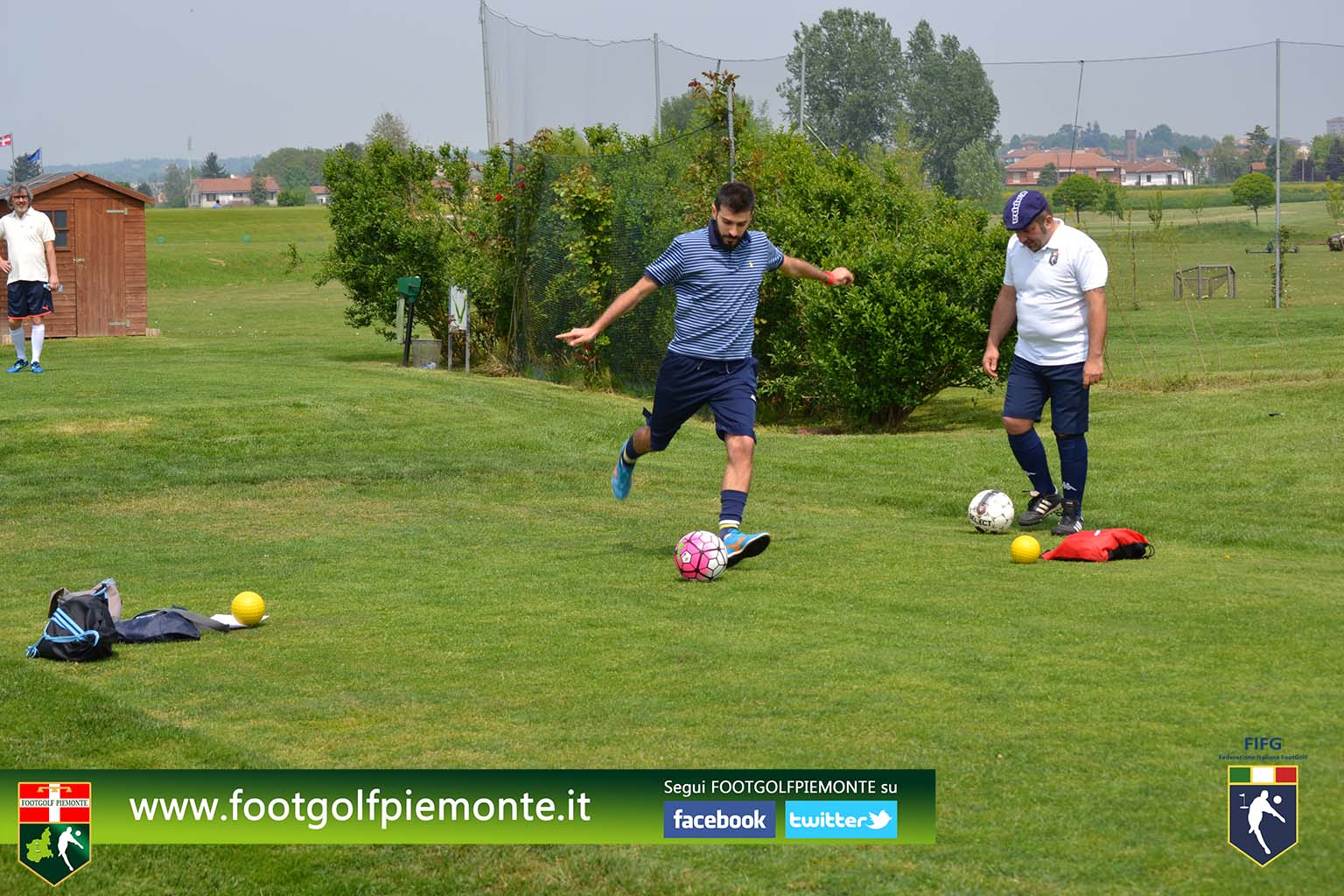 FOTO 9 Regions' Cup Footgolf Piemonte 2016 Golf Città di Asti (At) 30apr16-29