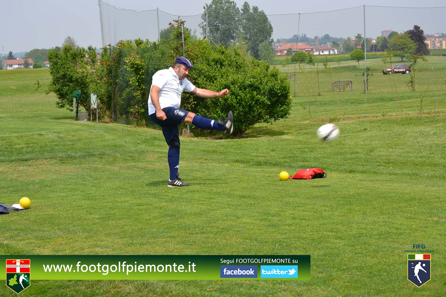 FOTO 9 Regions' Cup Footgolf Piemonte 2016 Golf Città di Asti (At) 30apr16-30