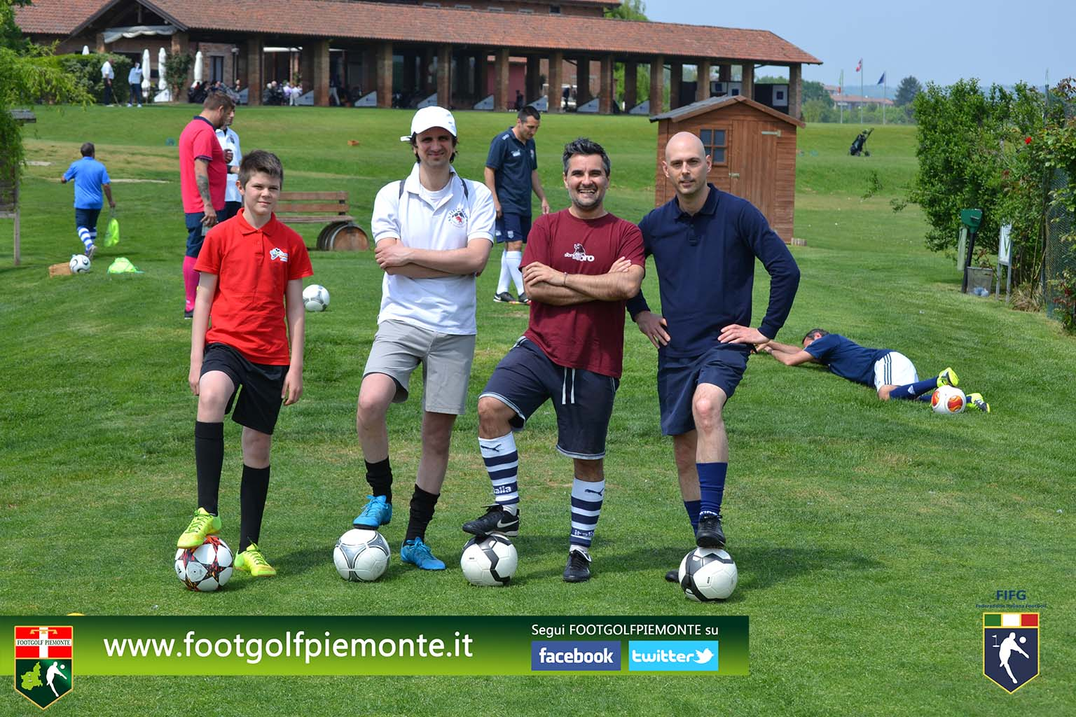 FOTO 9 Regions' Cup Footgolf Piemonte 2016 Golf Città di Asti (At) 30apr16-79