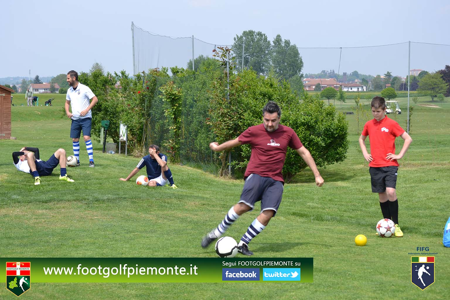 FOTO 9 Regions' Cup Footgolf Piemonte 2016 Golf Città di Asti (At) 30apr16-82