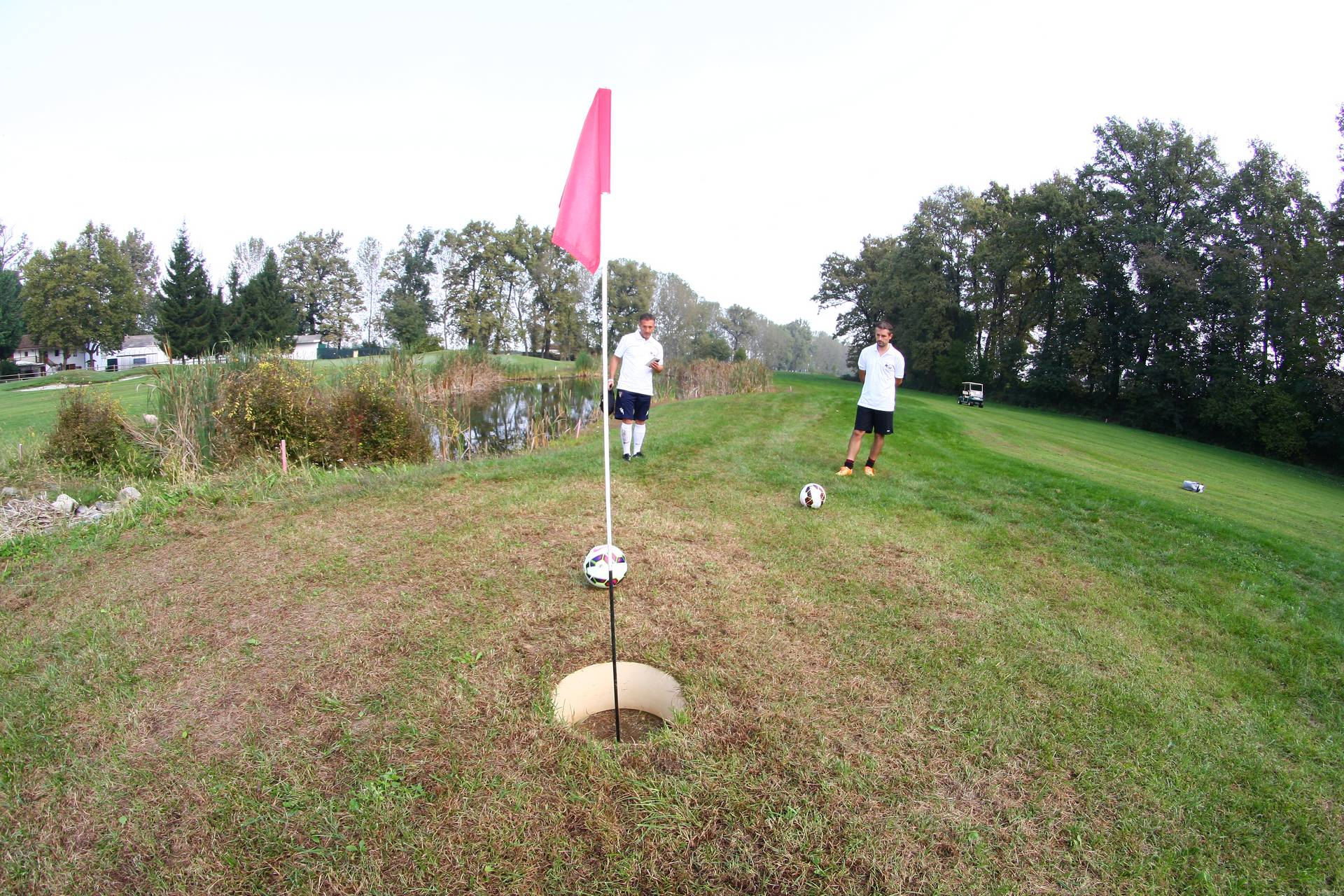 Il footgolf è fantasia…