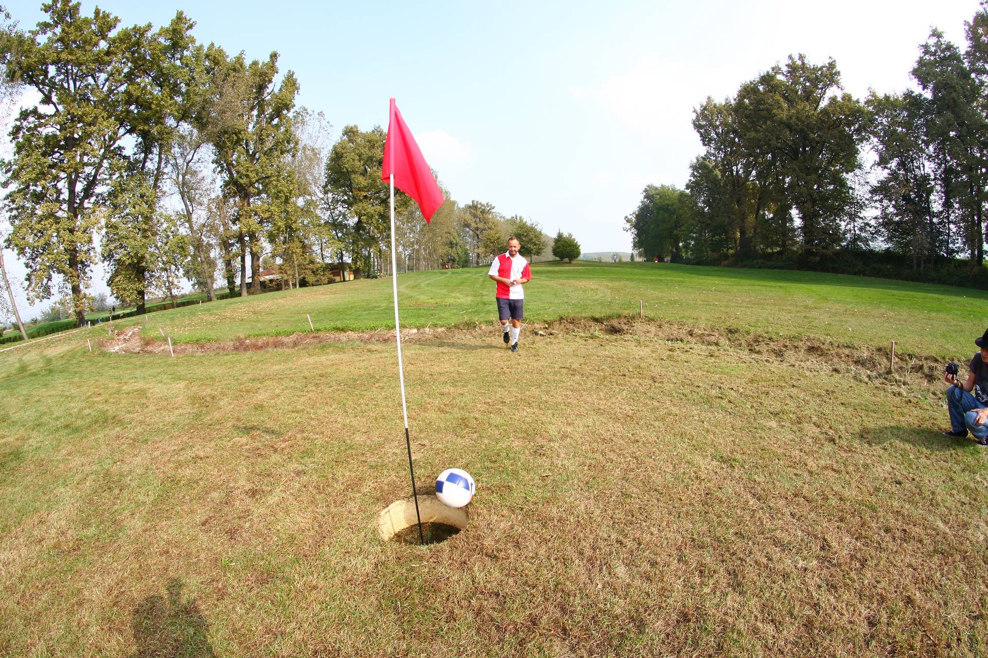 Footgolf, amore a prima vista