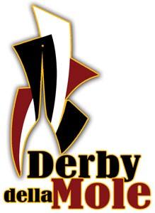 Logo derby della mole footgolf