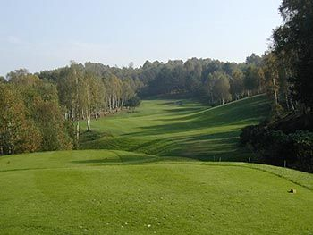 Golf Des Iles Borromees Brovello Carpugnino buca 1