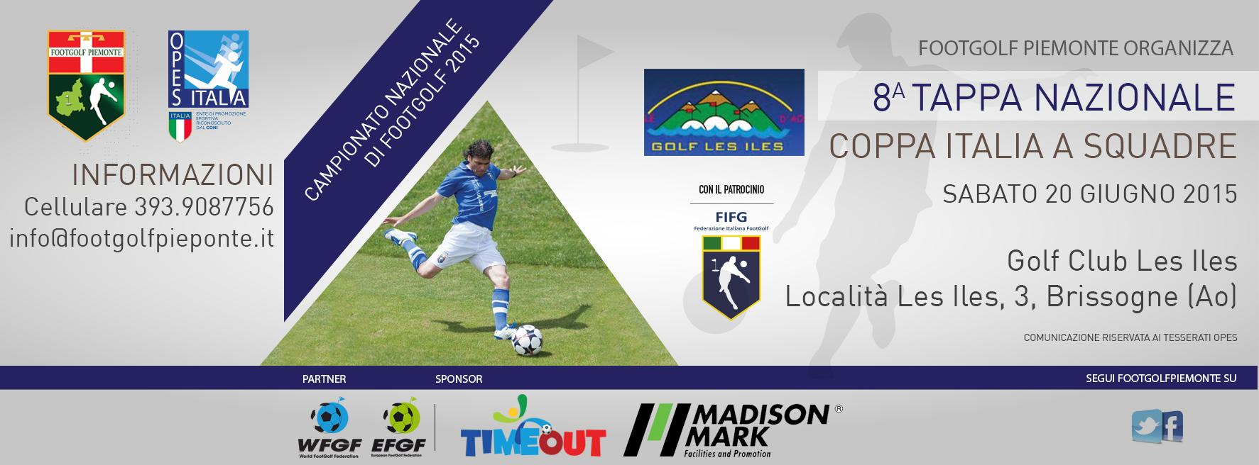 8° Tappa Nazionale - Coppa Italia a squadre - Brissogne (AO)
