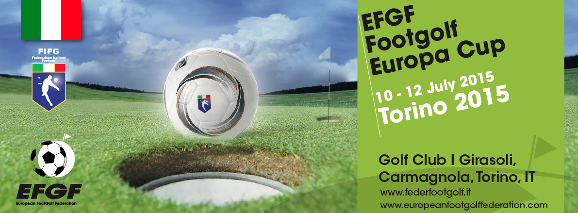 Footgolf Europacup 2015