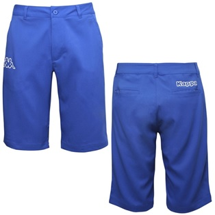 Pantaloncini KappaGolf SIRTAN Blue Royal