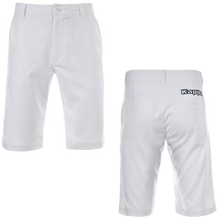Pantaloncini KappaGolf SIRTAN White