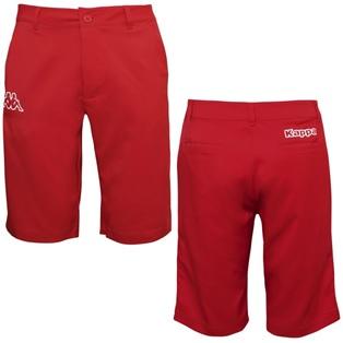 Pantaloncini KappaGolf SIRTAN Red