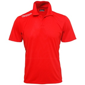 Polo KappaGolf SICET Red Flame