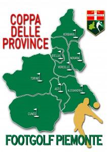 Coppa delle Province Footgolf Piemonte logo