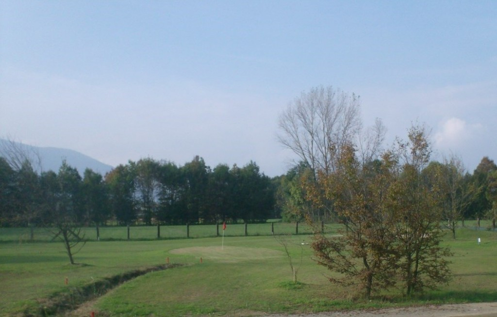 Golf Club I Carpini Nole TO-10