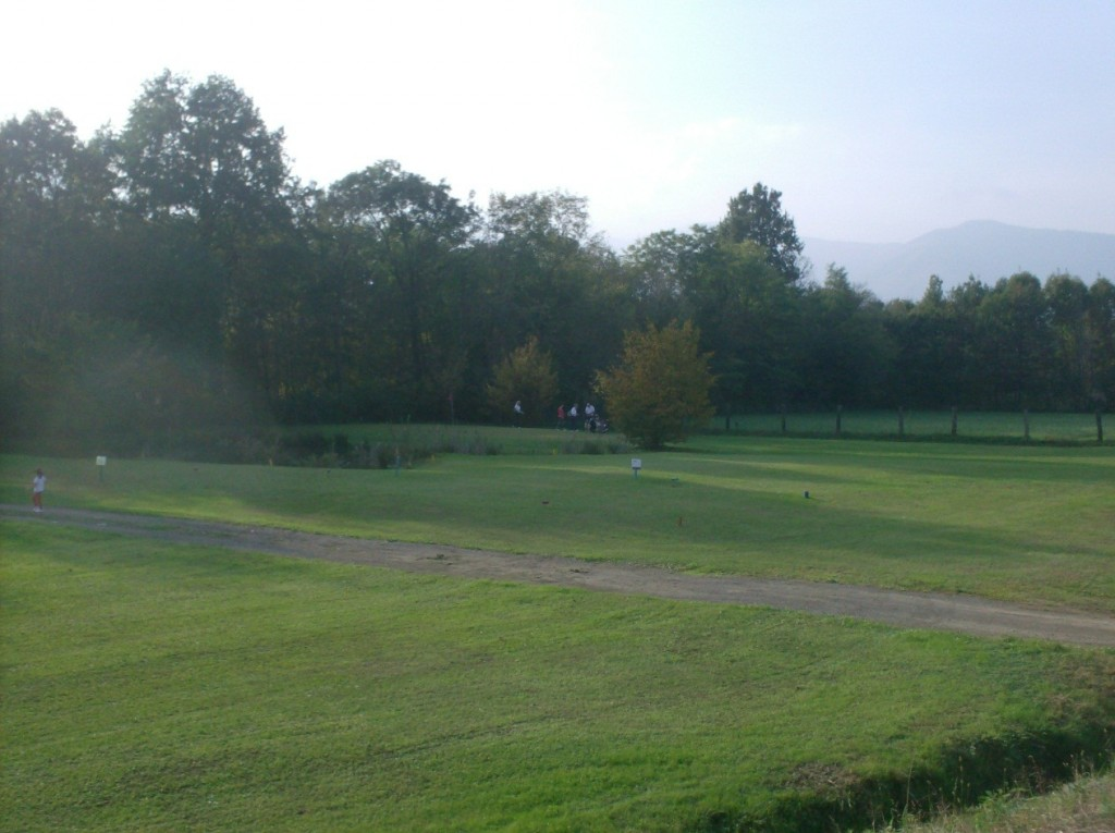 Golf Club I Carpini Nole TO-9