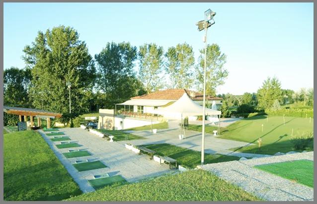 Golf Club Monferrato club house