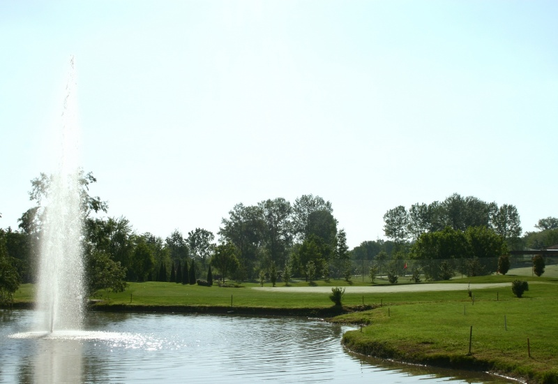 Golf Club Monferrato laghetto