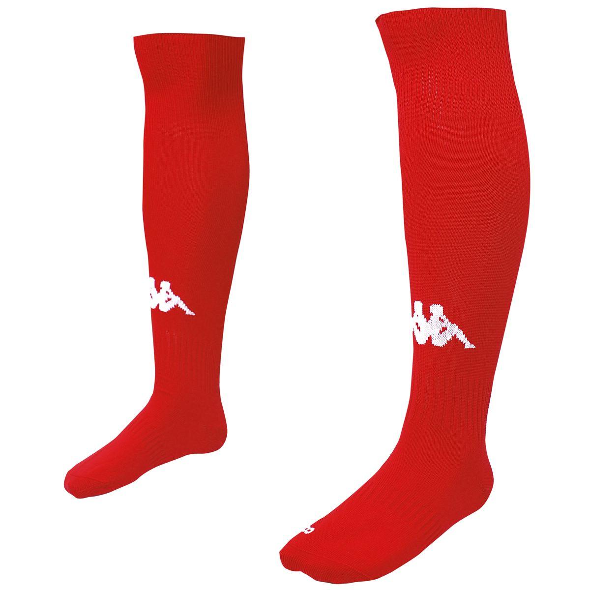 Calza Kappa altezza ginocchio Red