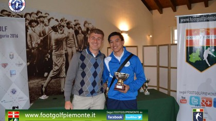 Delaroy vince 8 Regions' Cup Footgolf Piemonte 2016 Golf Club Colline del Gavi (Al) 02apr16