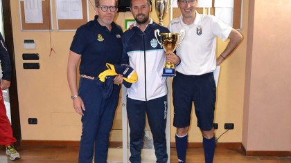 Panero vince Coppa Piemonte Footgolf 2016