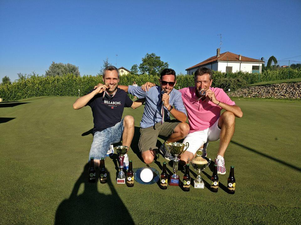 Finazzi vince 3 Match Play Footgolf Patrucco vince Trogeo Glu Glu e con Nicola vince Footgolf Torino a squadre